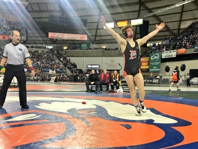 John Sowers 2018 State Champ