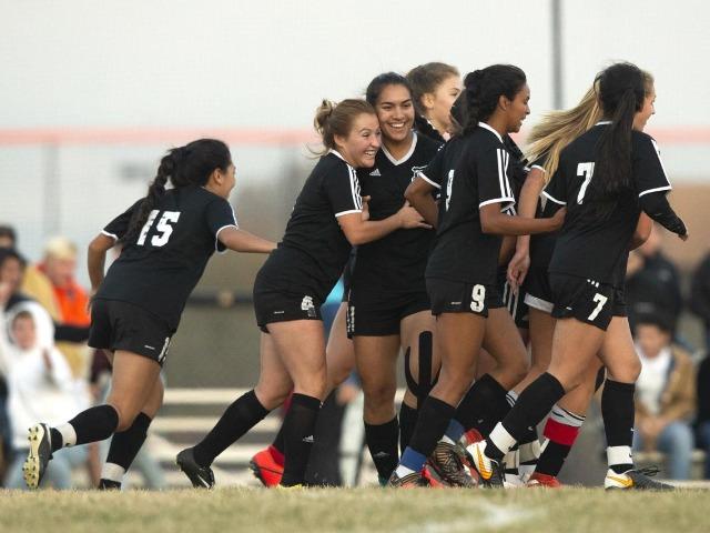 Girls Varsity Soccer Gallery Images