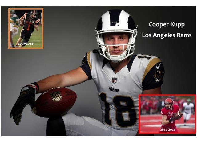 Cooper Kupp - 2012 grad