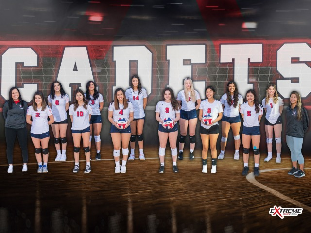 Girls Varsity Volleyball Gallery Images