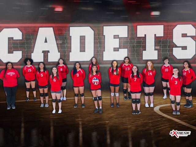 Girls JV C Volleyball Gallery Images