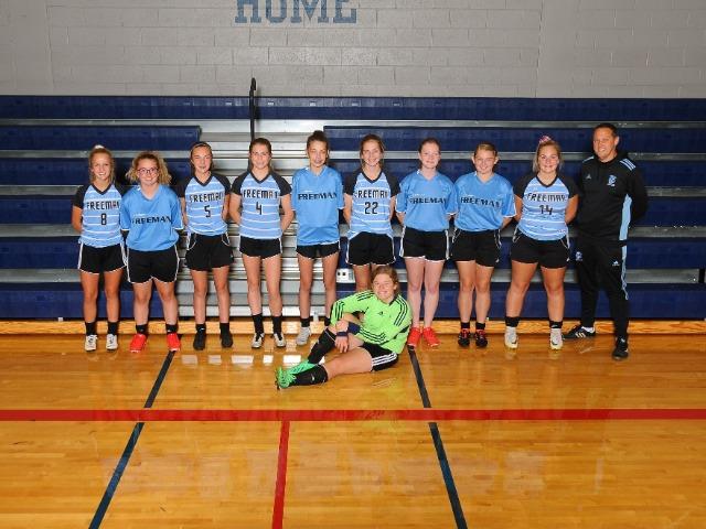 2019-2020 JV Girls Soccer