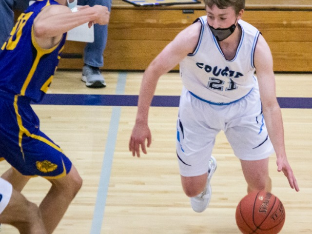 Here are photos from May 21's NE 2B boys basketball game between Chewelah and Colfax.