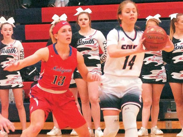 Parkersburg south Girls defeat Morgantown