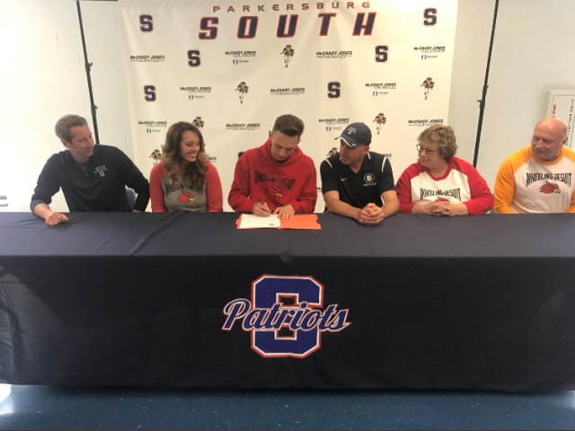Chris Elschlager will compete for Wheeling Jesuit track team
