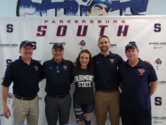 Parkersburg South's Makayla Burns college-bound