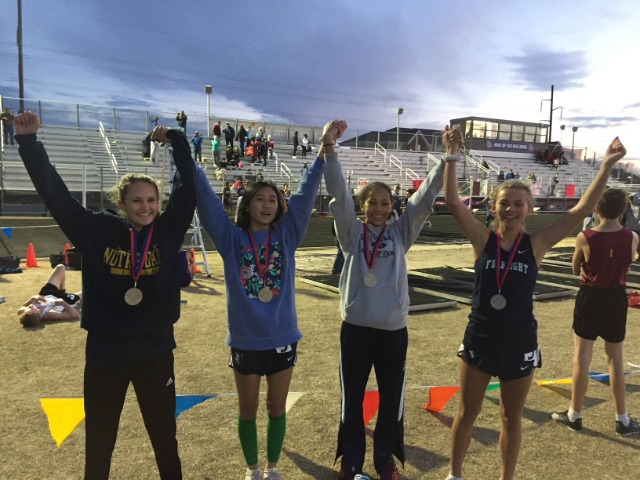 Girls 8th Grade Track and Field Gallery Images