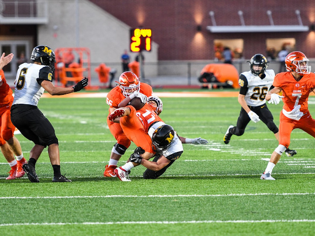 vs. Celina (Victor Diaz photo)