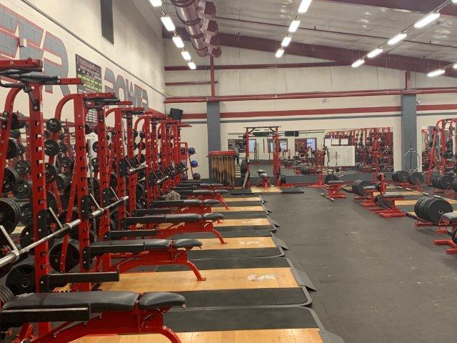 Pioneer Power Weight Room