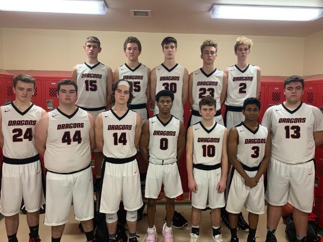 2019-20 Boys Varsity Basketball
