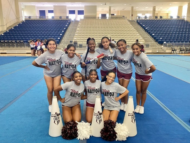 NCA Cheer Camp - 2021