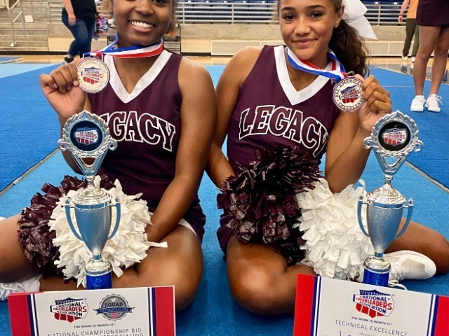 Girls Varsity Competitive Cheer gallery