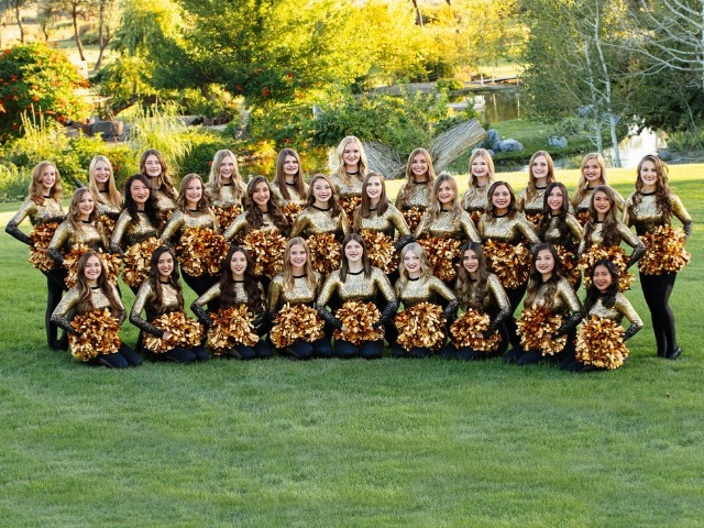 Girls Varsity Dance and Drill Team Gallery Images