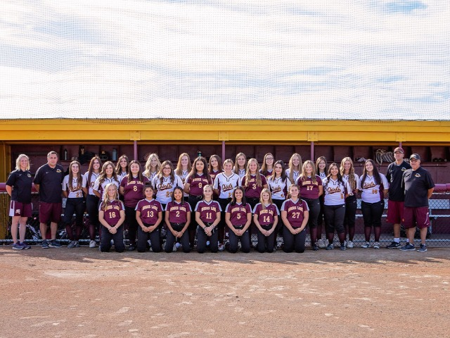 Girls Varsity Softball Gallery Images