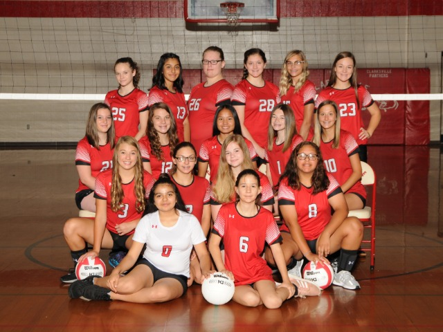 Girls 9th Grade Volleyball Gallery Images
