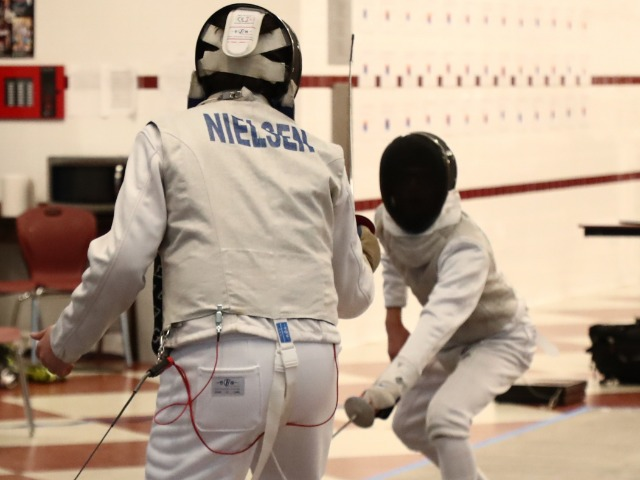 Boys Varsity Fencing gallery