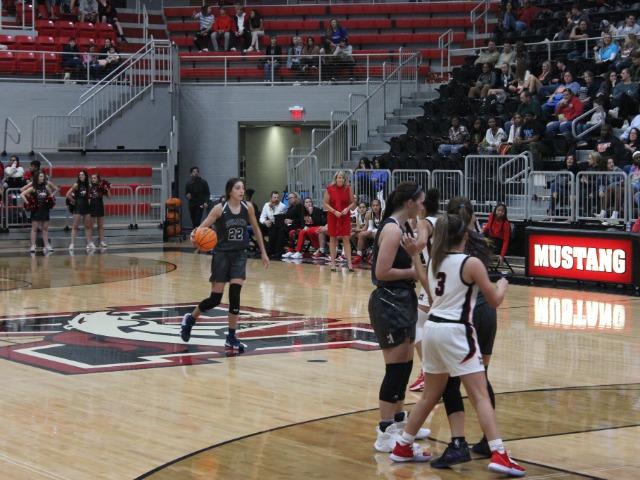 Girls Basketball vs. Mustang - December 3rd 2019
