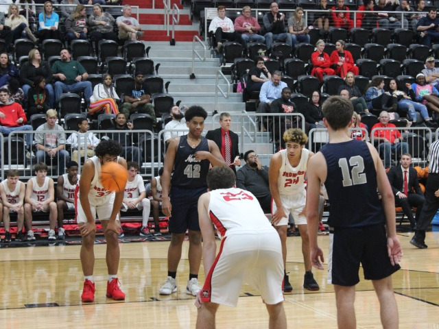 Boys Basketball vs. Mustang - December 3, 2019