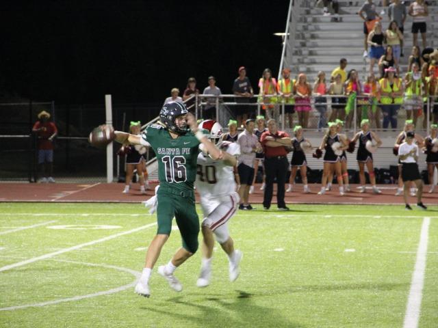 2021 FB Santa Fe vs. Owasso 9/3 (photos by M. Morton)