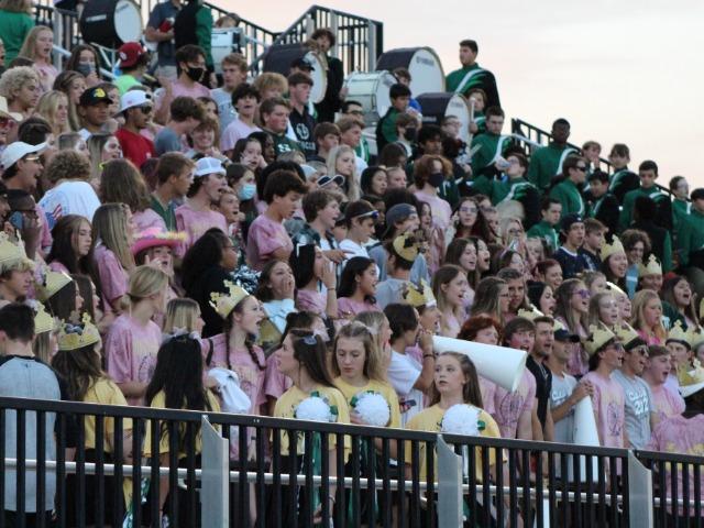 Homecoming vs. Westmoore 10/1/2021 (photos by E. Ballesteros)