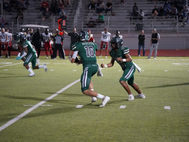 Homecoming vs. Westmoore 10/1/2021 (photos by M. Morton)