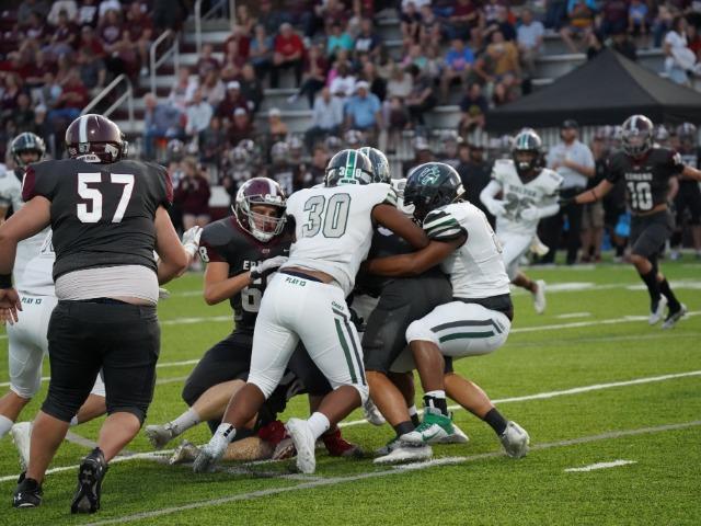 2021 FB Santa Fe vs. Edmond Memorial 9/24 (photos by M. Morton)
