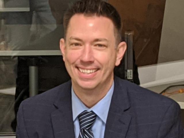 staff photo of Tyler Davis