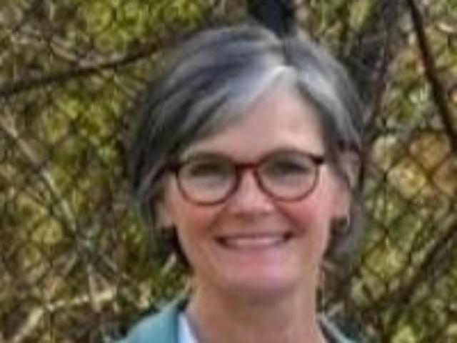 staff photo of Caroline Hall