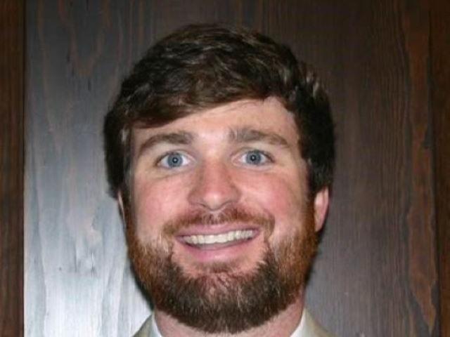 staff photo of Ben Callaway
