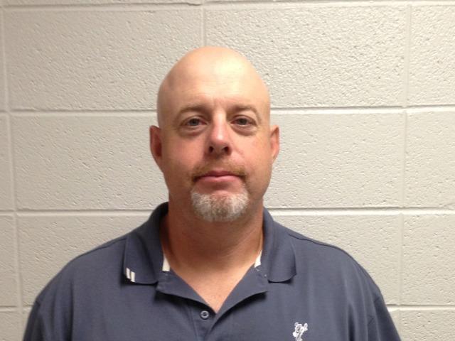 staff photo of Tony Johnson