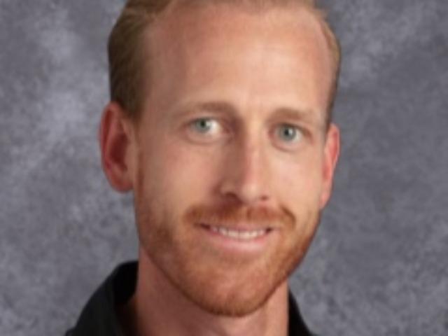 staff photo of Chris Felty