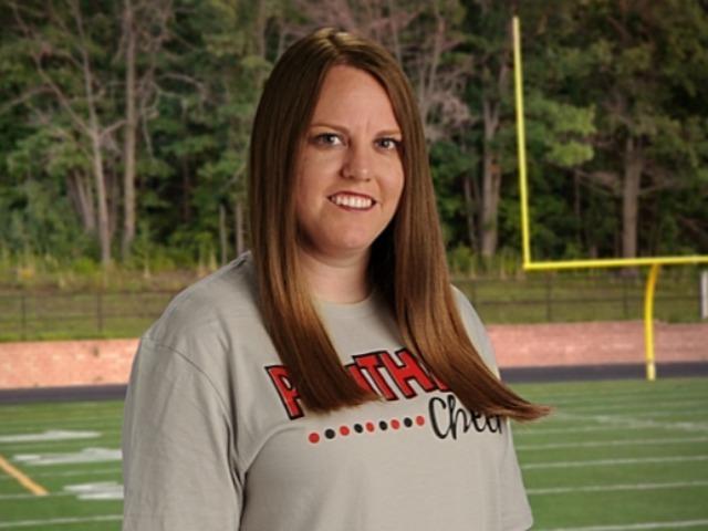 staff photo of Stephanie York