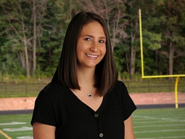 staff photo of Sarah  Hillenburg