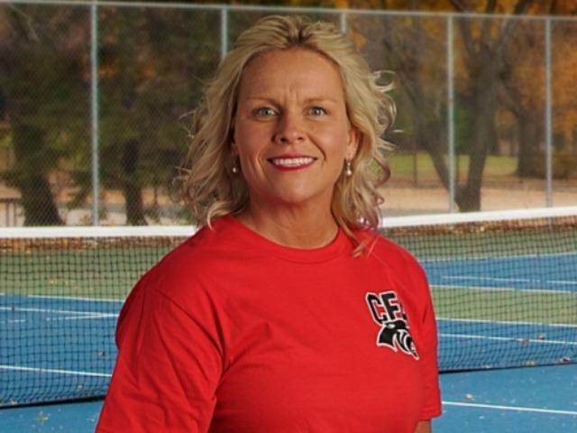 staff photo of Lori Harmon