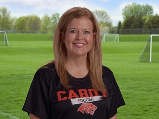 staff photo of Maggie Cope