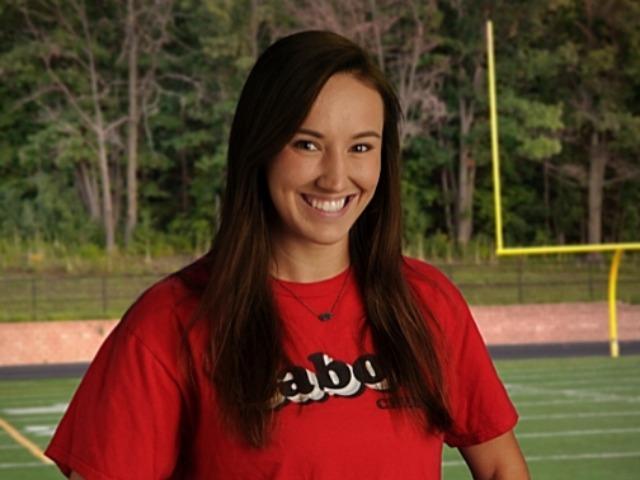 staff photo of Kristen Sumler