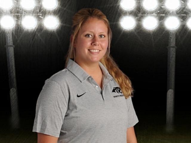 staff photo of Jennifer Asberry