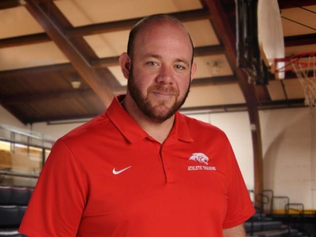 staff photo of Chad Burke