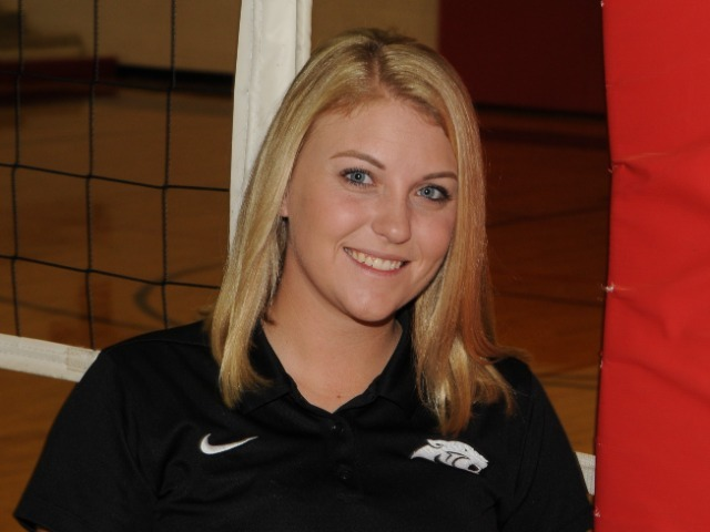 staff photo of Tori Willborg