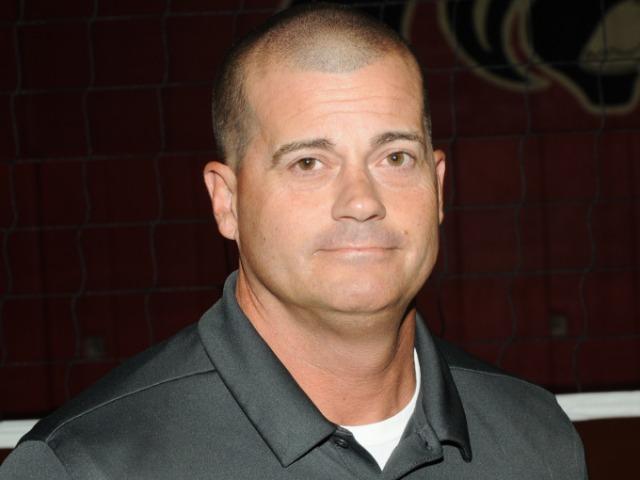 staff photo of Chris Cope