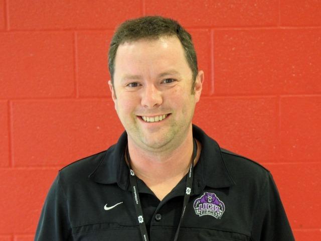 staff photo of Jeremy Carson