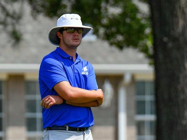 staff photo of Camdon Myers