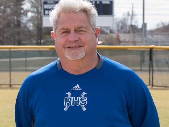 staff photo of Mike Harper