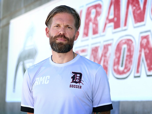 staff photo of Aaron Champenoy