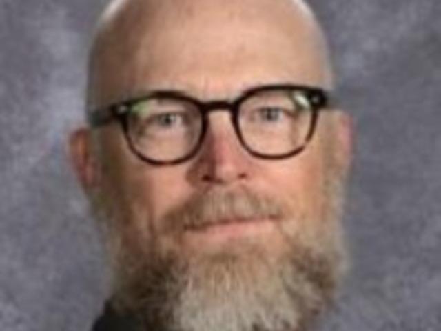 staff photo of Tom Joyner