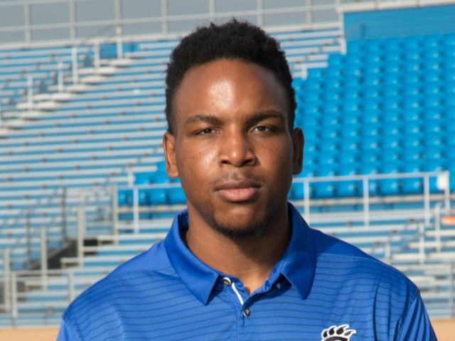 staff photo of Marquise Rogers