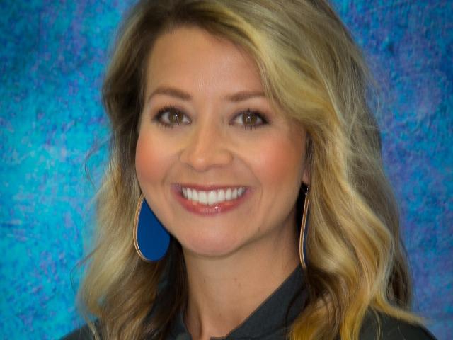 staff photo of Katie Vinson