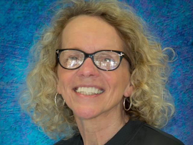 staff photo of Sharon Bradley