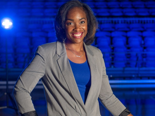 staff photo of LaShanta Johnson