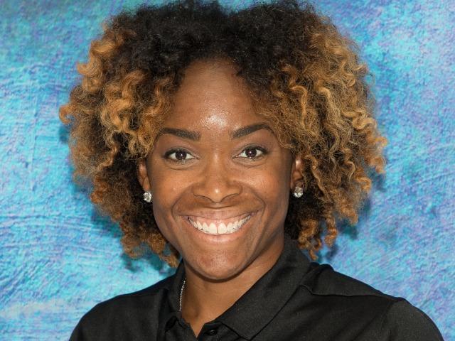 staff photo of LaShanta Johnson